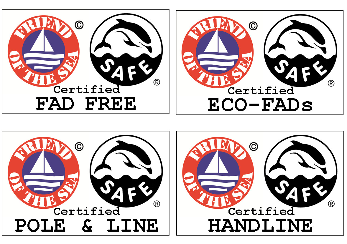 Friend Of The Sea News First Free School Tuna Lot Certified By