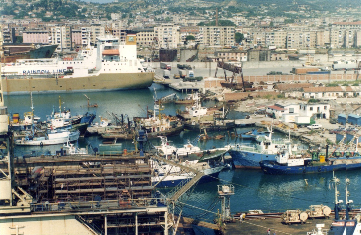 Port of Durrës