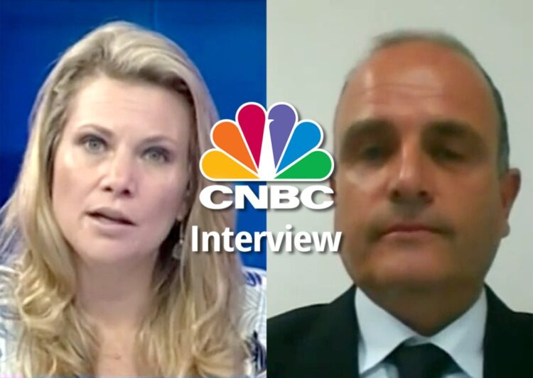 Friend of the Sea's Director Paolo Bray interviewed on CNBC International post image