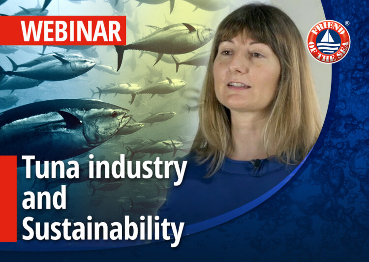"""Webinar on """"Tuna industry and sustainability. Mare Aperto case study"""" 31st of March 2021 at 03 pm in Milan, CET post image"""