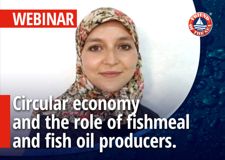 "Webinar ""Circular economy and the role of fishmeal and fish oil producers.""  23rd of September 2020 post image"