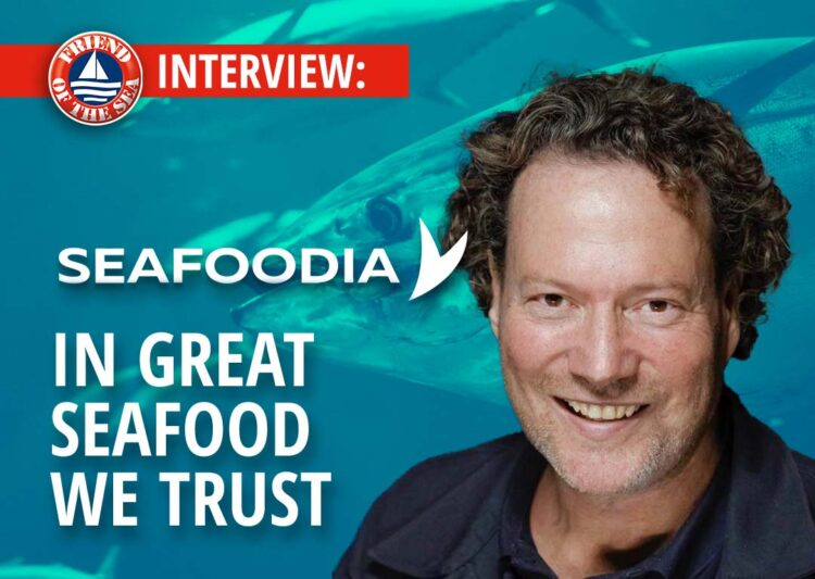 INTERVIEW: SEAFOODIA – Quality products to feed people, animals and the planet post image