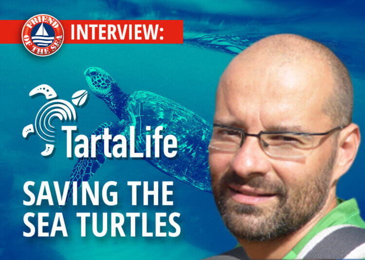 INTERVIEW: Tartalife: Reduction of sea turtle mortality in the professional fishing post image