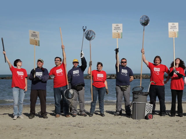 Beach Cleaning Campaigns