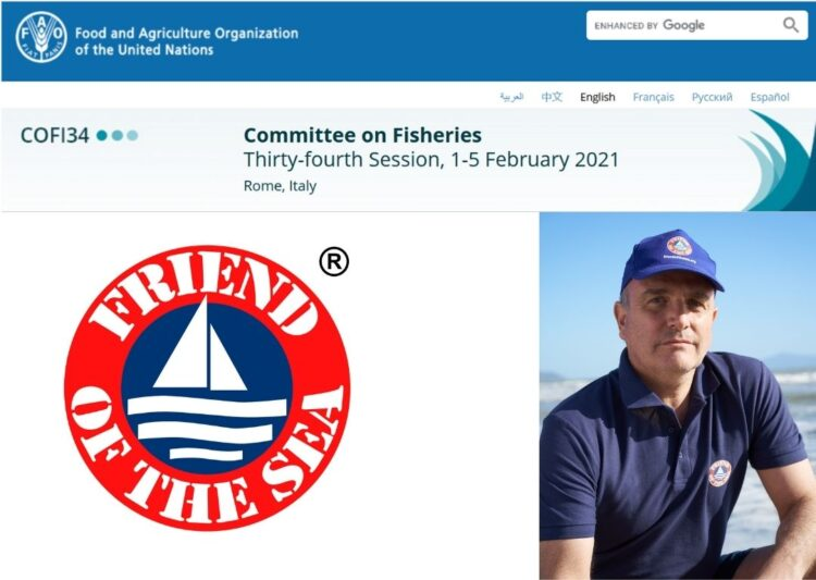 Friend of the Sea urges for regulation of Sustainable Seafood claims at FAO Committee on Fisheries (COFI) post image