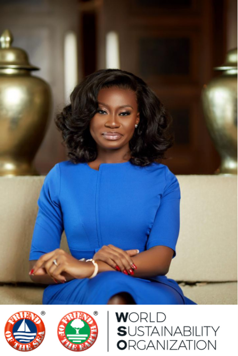 World Sustainability Organization starts collaboration with Ghanaian media personality & philanthropist Natalie Fort to promote sustainability awareness post image