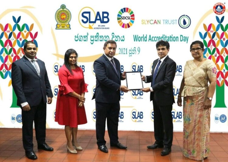 Friend of the Sea Congratulates SGS Lanka for Achieving Recognition by the National Sri Lanka Accreditation Board. post image