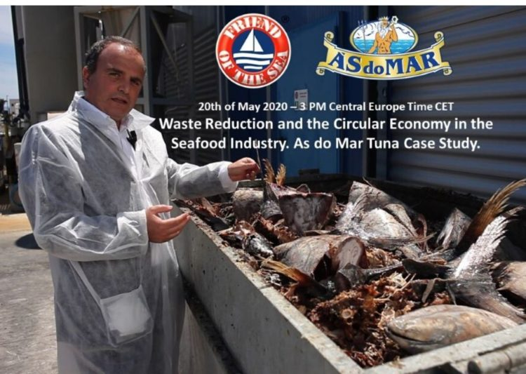 Waste Reduction and the Circular Economy in the Seafood Industry with As do Mar Tuna Case Study.