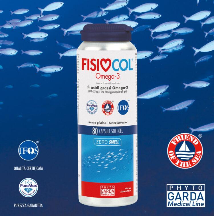 Fisiocol conquista anche quest'anno la certificazione di Friend of the Sea post image