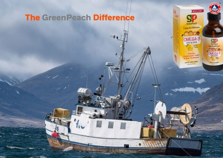 GreenPeach Earns Certification for Omega 3 Oil Sourcing from Friend of the Sea