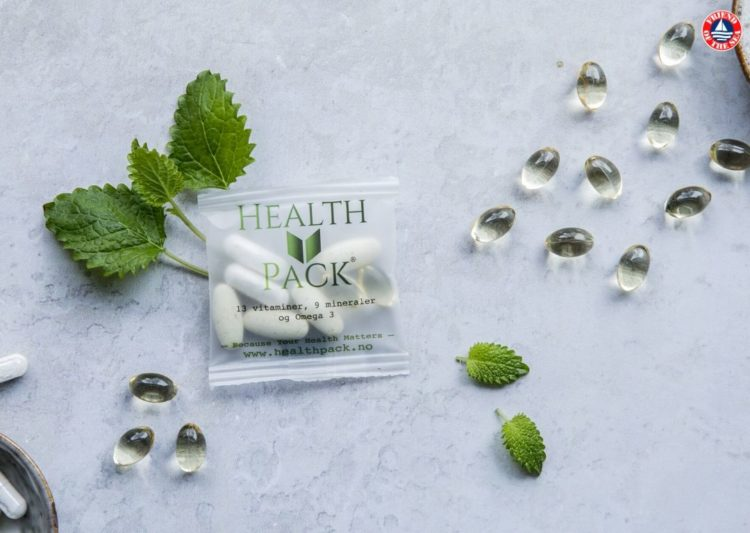 FoS Certifies HealthPack AS for                  Sustainable Omega 3 Production post image