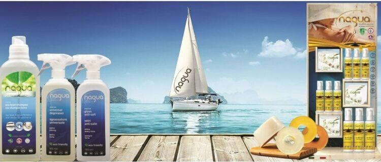 I prodotti ecologici Nagua, destinati al mondo  nautico, ottengono la certificazione Friend of the Sea post image