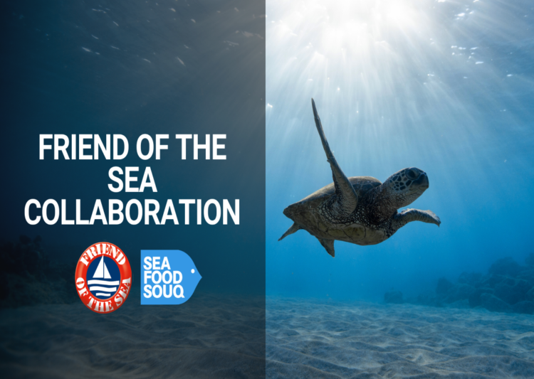 We are officially a Friend of the Sea!