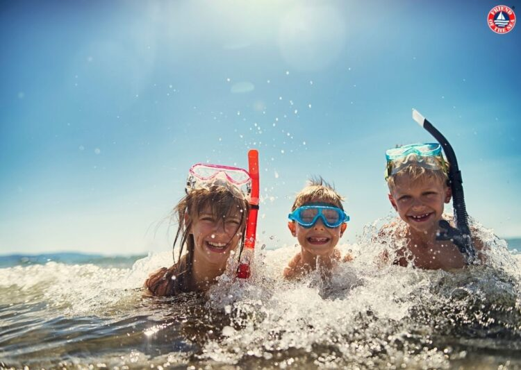 World's First Sustainable Snorkeling Standard Launched by Friend of the Sea